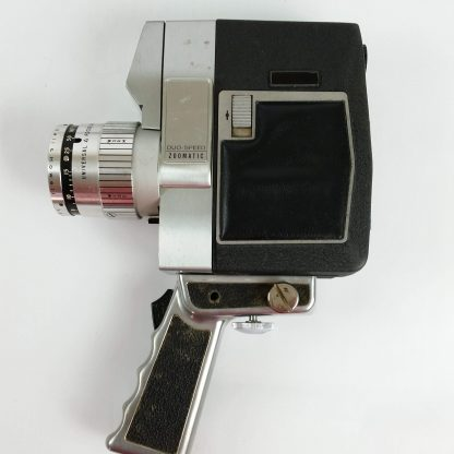 Vintage Bell Howell Optronic Eye Autoload 8mm Movie Camera Model 418