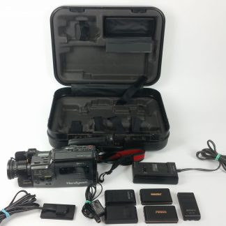 Sony Handycam CCD F401 Video 8 Camcorder