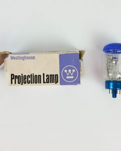 Westinghouse DEK / DFW Projection Lamp Bulb 115 - 120v 500w New Old Stock