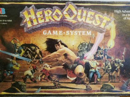 HeroQuest Replacement Parts Game Pieces Hero Quest Vintage Board Game Fantasy Role Play