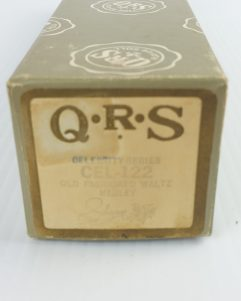 QRS Liberace Old Fashioned Waltz Medley CEL-122 Player Piano Roll